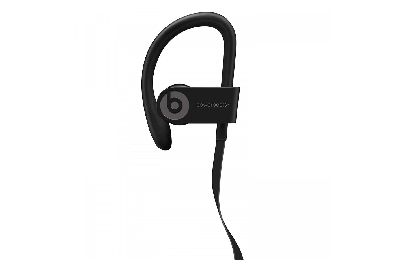 The Beats Powerbeats 3 offer a secure hook to keep the earphones on your ears even when running.