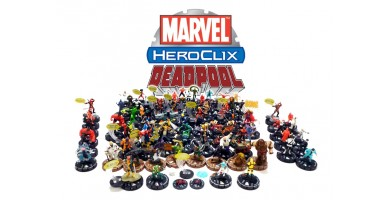 An in-depth review of the Heroclix Marvel.