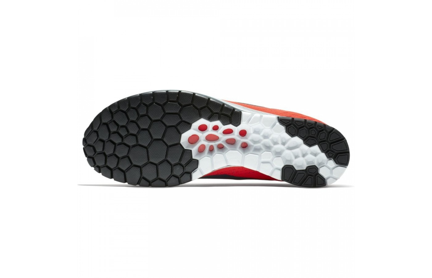 The Nike Zoom Streak 6 has an ultra sticky tread for better grip on all surfaces.