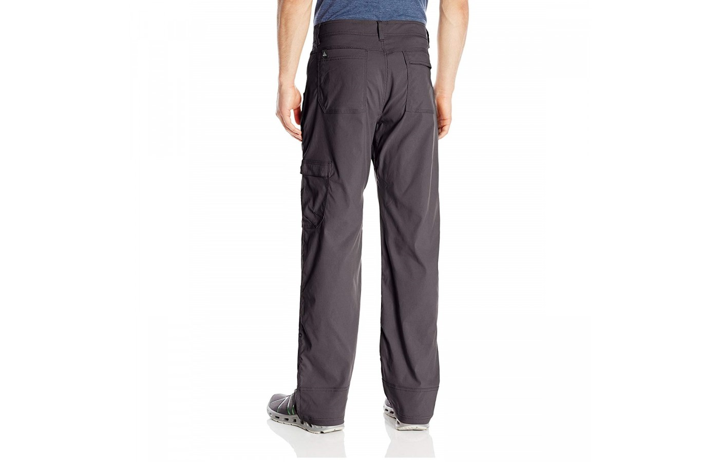 The Prana Stretch Zion offers ventilation inseam gussets for better ventilation.