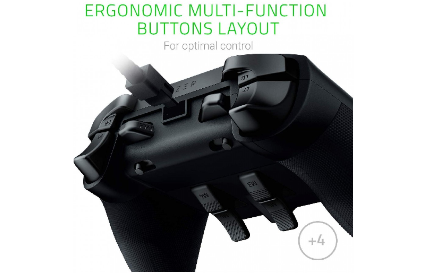 This professional style controller is one of the most comfortable available.