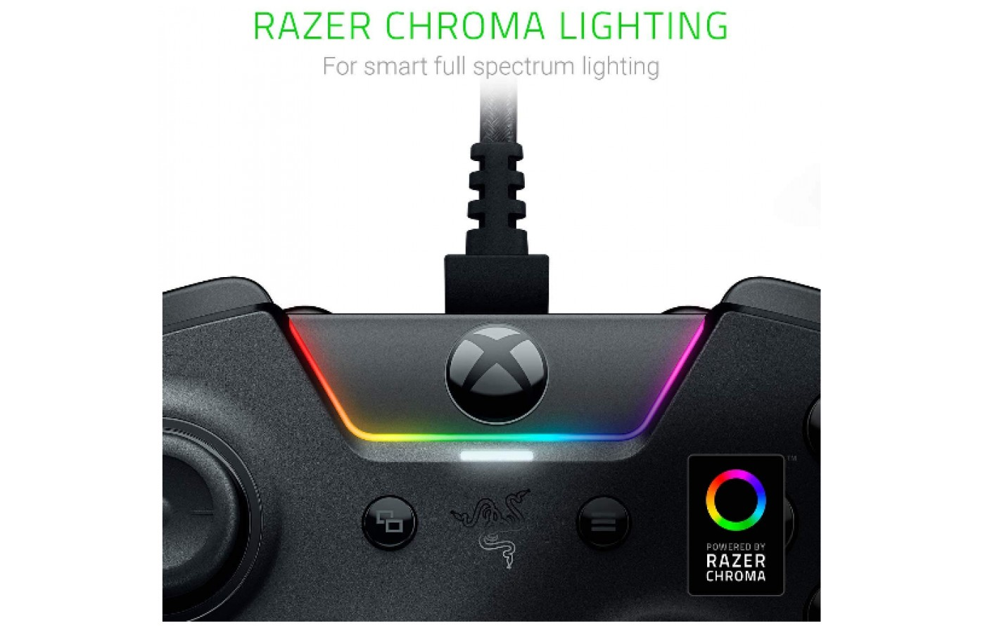 The Lights are comepletely customizable on the XBox app.