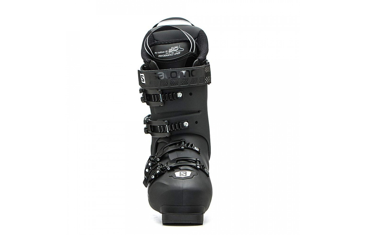 The Salomon X Pro 100 has 4 MM aluminum buckles for better and secure comfort.