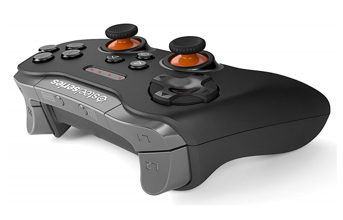 SteelSeries Atratus XL is made for computer style gaming.