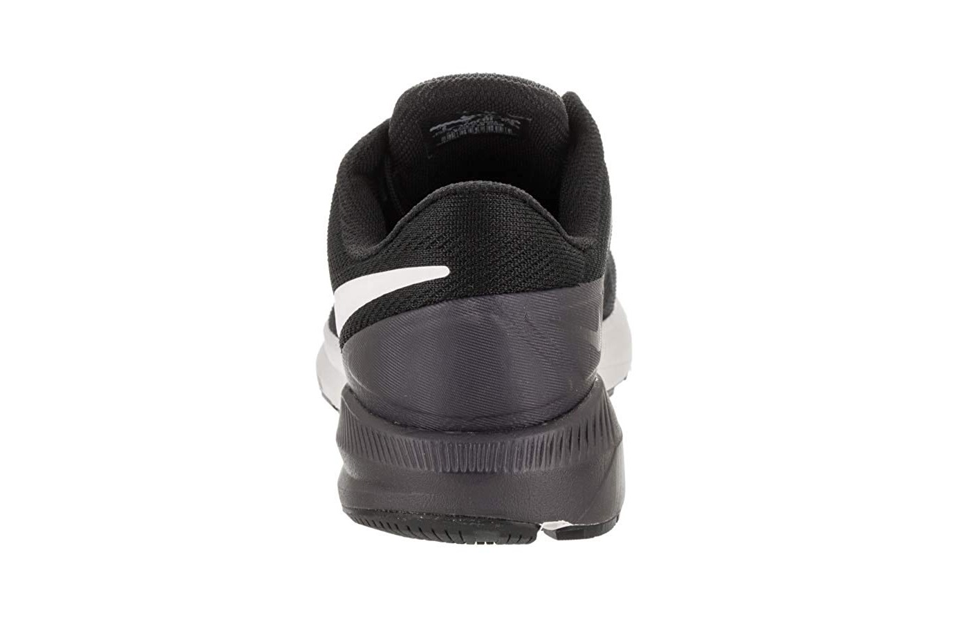 The heel provides protection against overpronation.