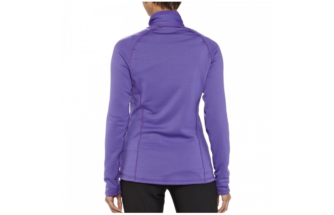 The fleece is made out of a very durable material.