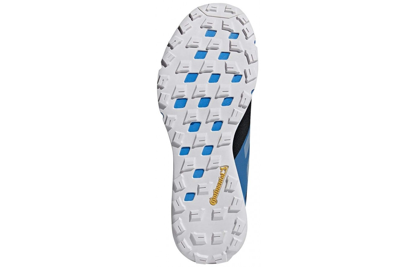 The outsole provides great grip.