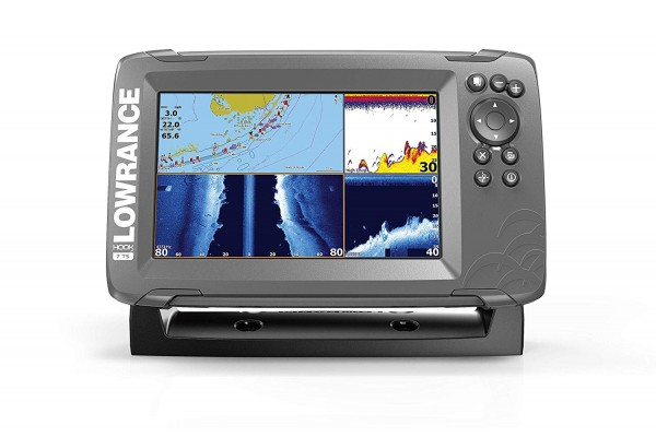An in-depth review of the Lowrance Hook 2 7x Tripleshot.