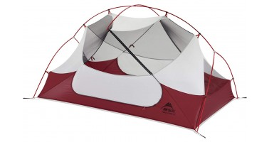An in-depth review of the MSR Hubba Hubba NX tent.