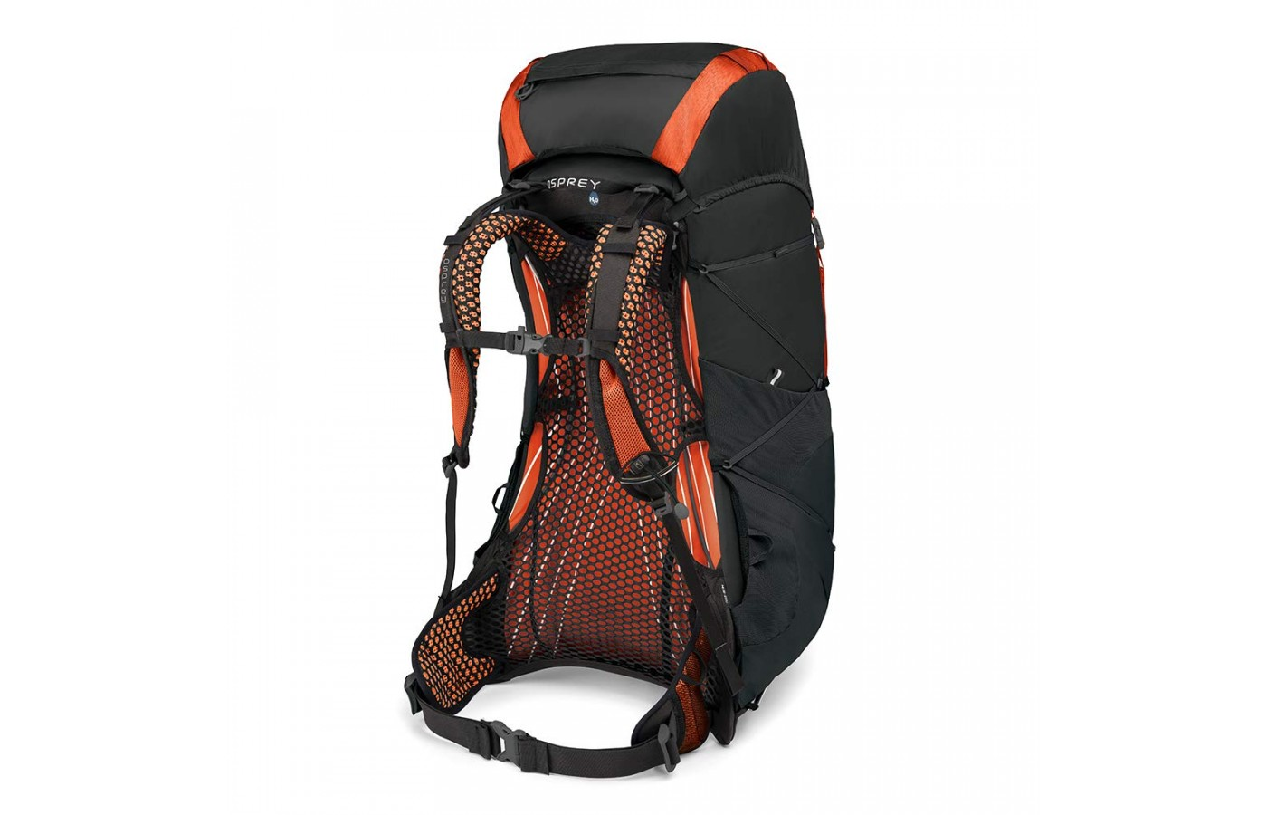 This backpack is available in several different colors.