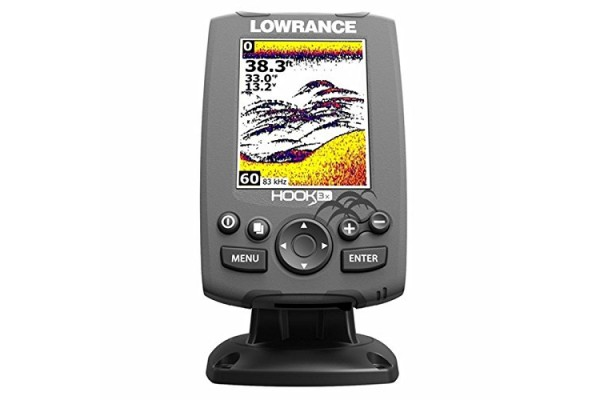 An in-depth review of the Lowrance Hook 3X.