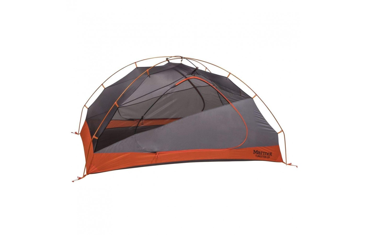 The Marmot Tungsten 2P is a tent for trails