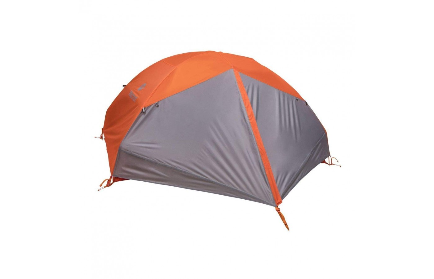 The tent can hold its own during cold and hot temperatures, strong winds, and downpours of rain.