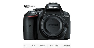 An in-depth review of the Nikon D7500.