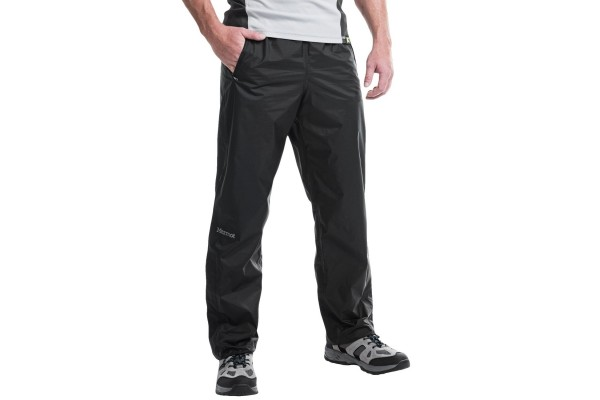An in-depth review of the Marmot PreCip Pants.