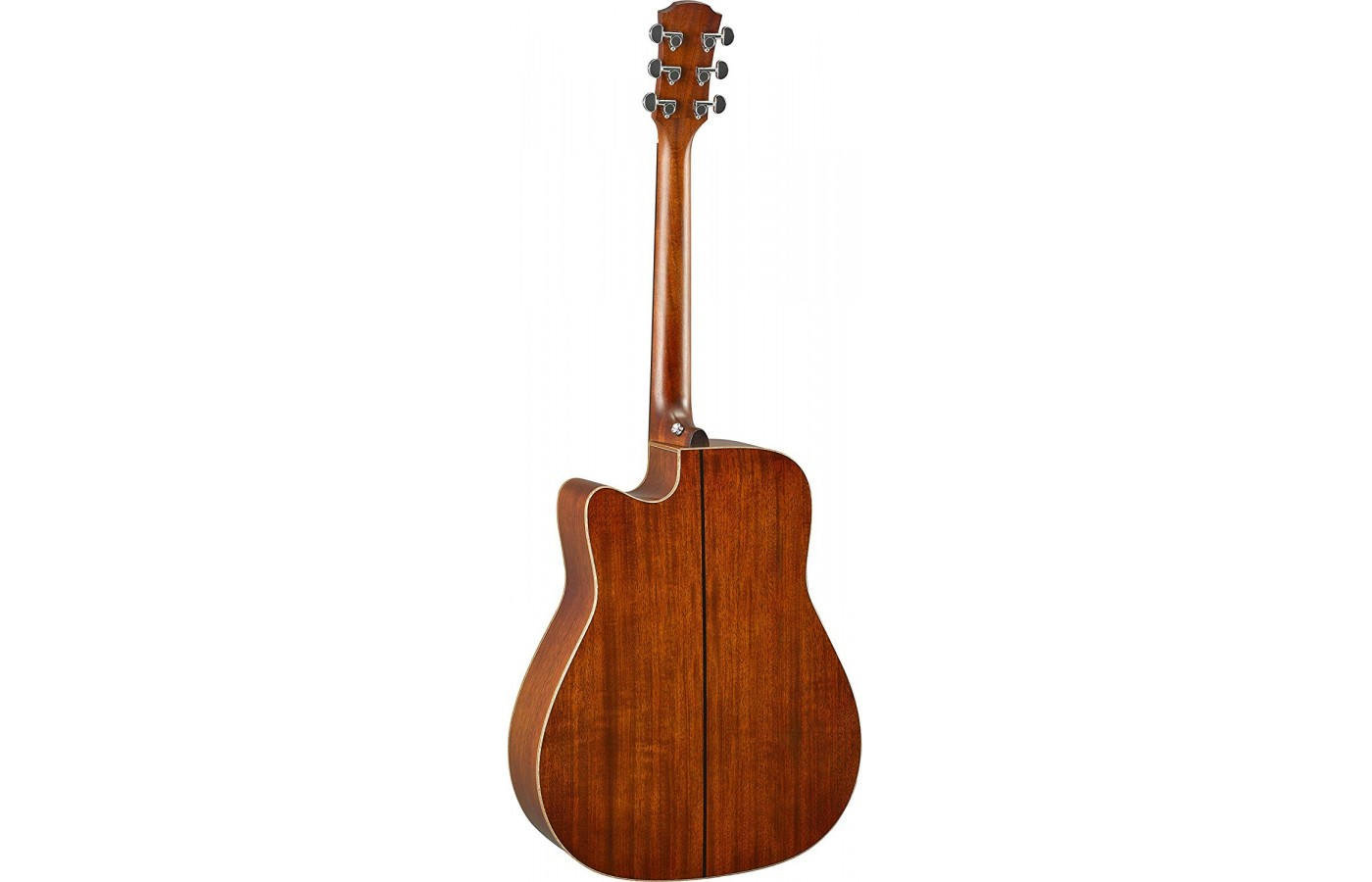 It is an all wood model having a back and sides of mahogany and solid Sitka spruce used on the top.