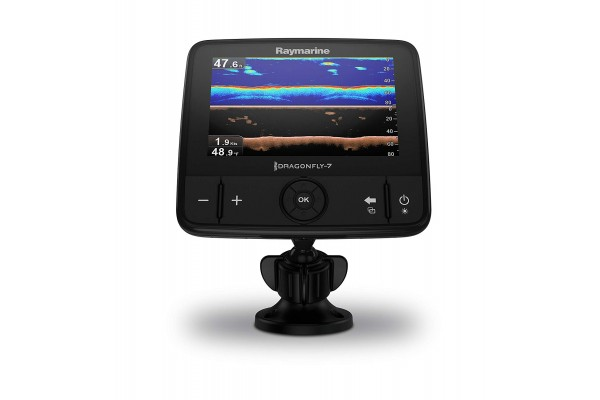 An in-depth review of the Raymarine Dragonfly 7