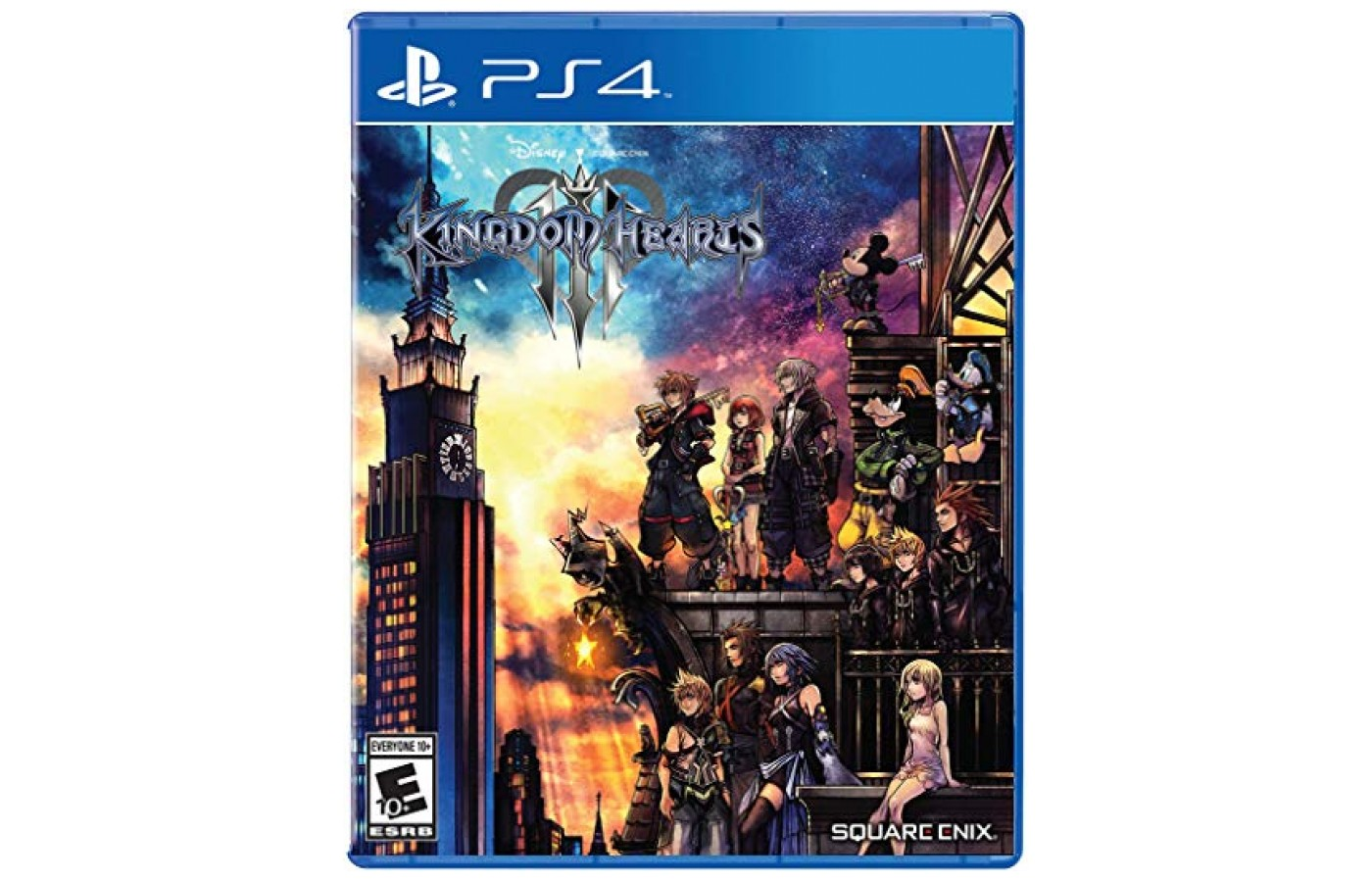 Kingdom Hearts originally started out as a PlayStation release.