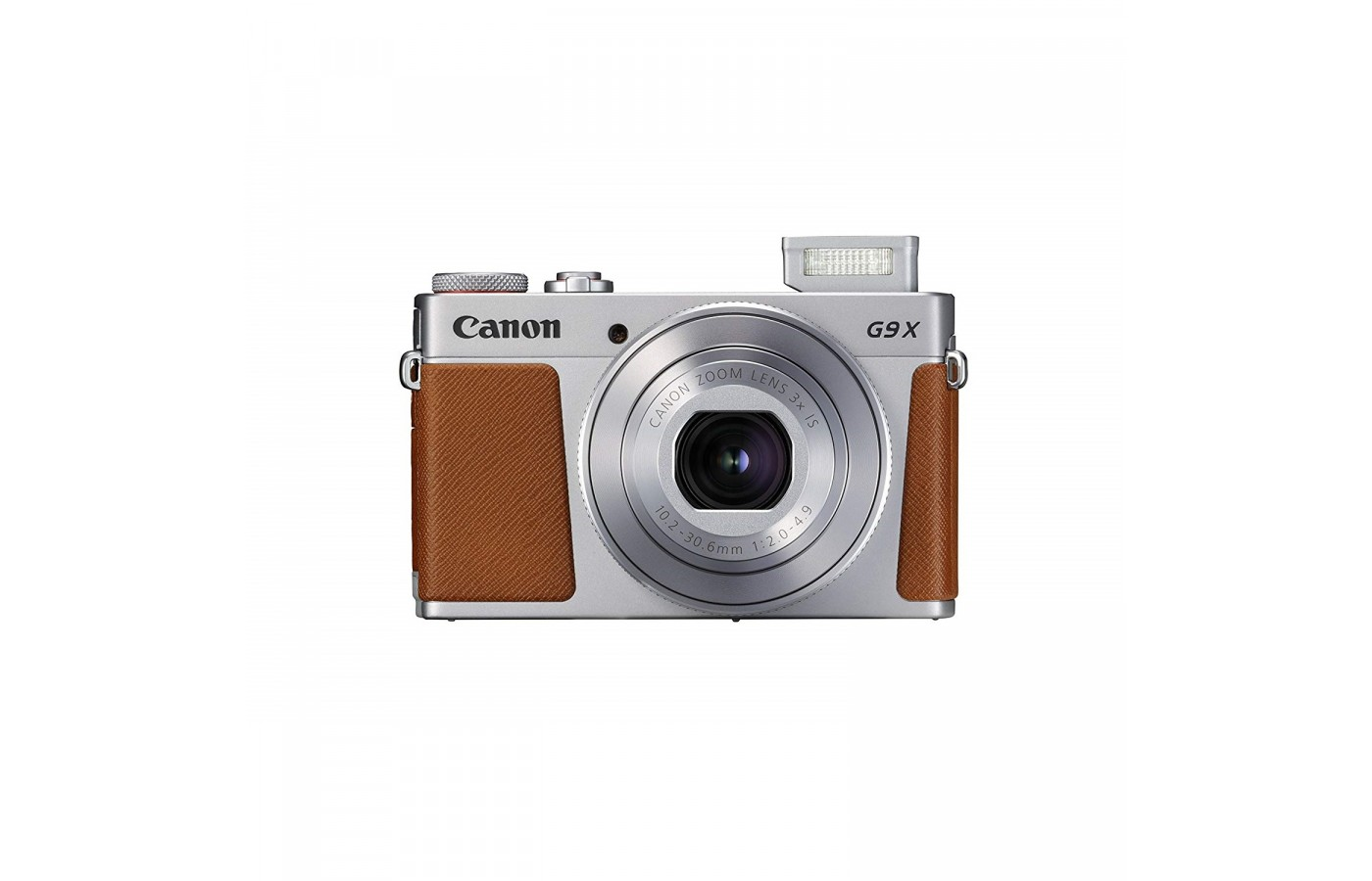 The Canon Powershot G9 X is ultra-slim and lightweight for easy towing.