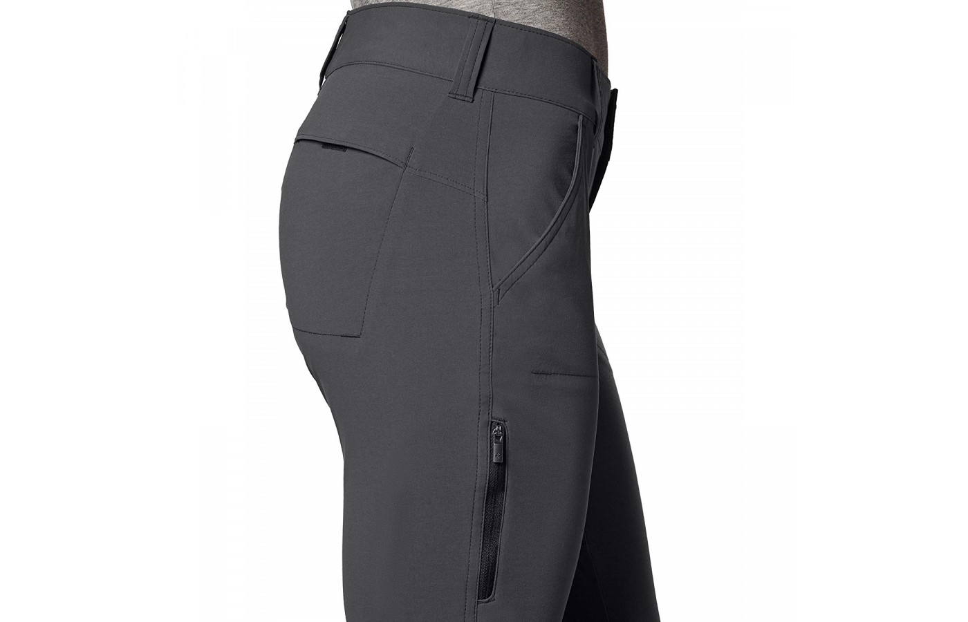 The Columbia Saturday Trail Pant offers multiple pockets for more storage options.