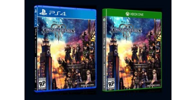 An in-depth review of the Kingdom Hearts 3