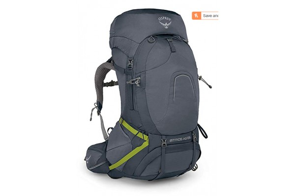 An in-depth review of the Osprey Atmos AG 65.