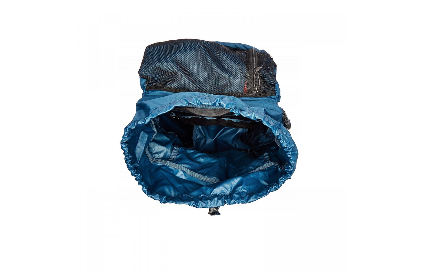 The Osprey Kyte 36 offers an extra large opening for easier packing.