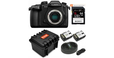 An in-depth review of the Panasonic Lumix GH5