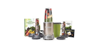 An in-depth review of the Nutribullet Pro.