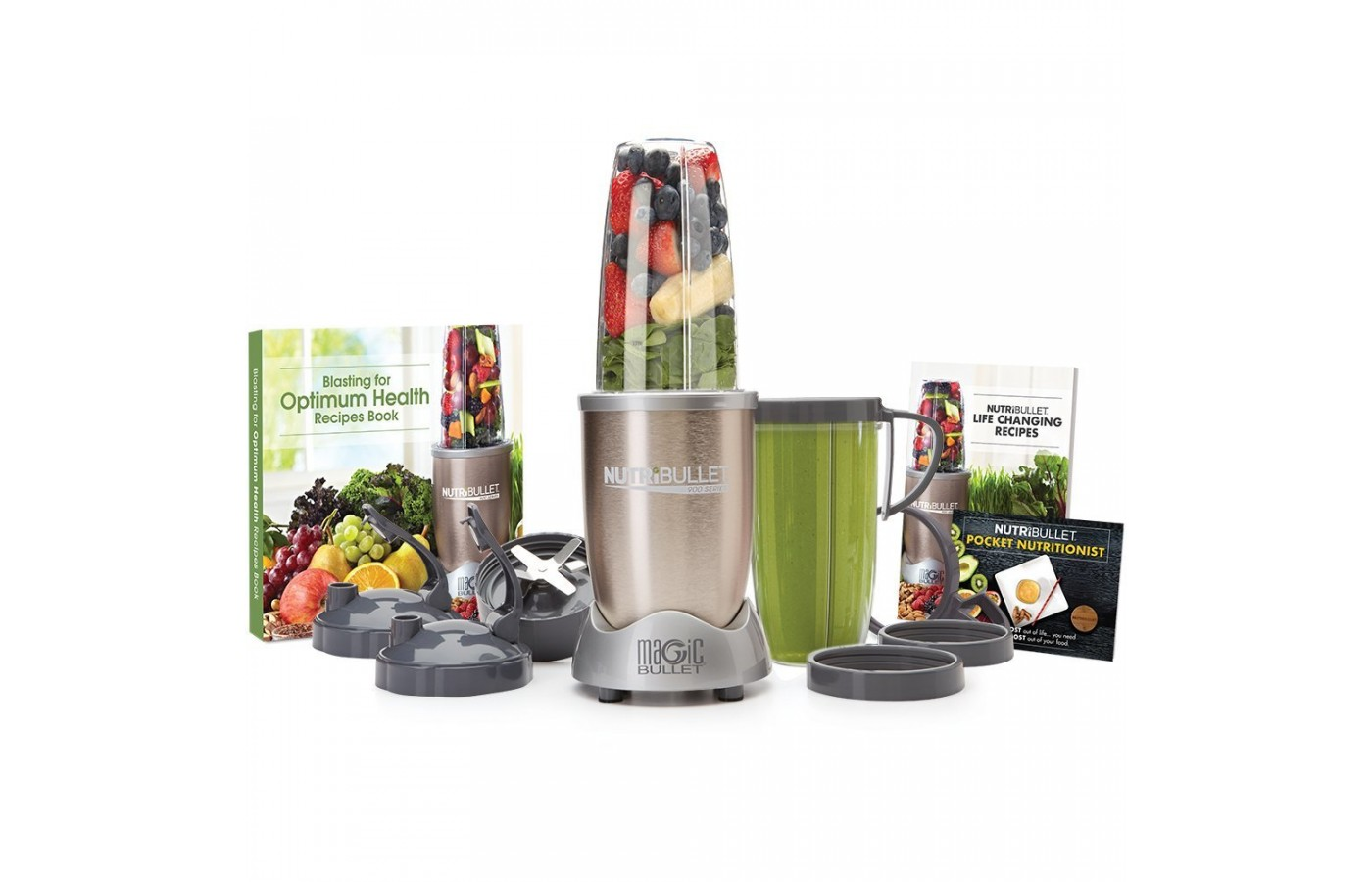 This blender is easy to use.