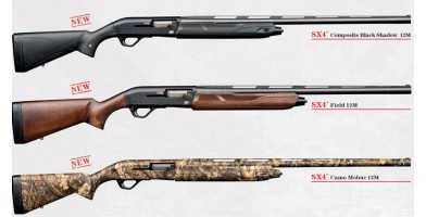 An in-depth review of the Winchester SX4.