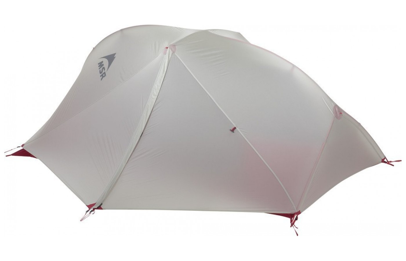 The tent is great for all weather conditions.