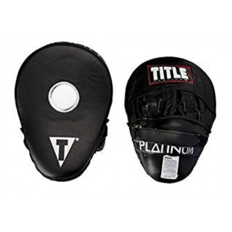 Title Boxing Punch Mitts