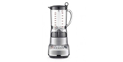 An in-depth review of the Breville Hemisphere Control Blender.