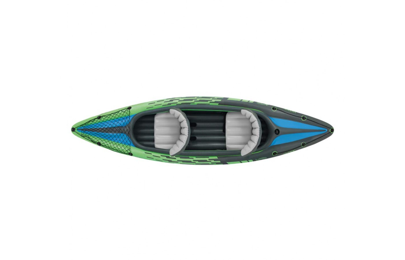 Intex Challenger K2 Kayak is a 2-person kayak for fun with others.