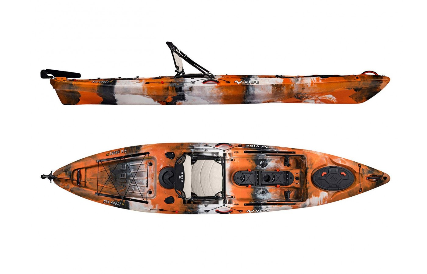 The Sea Ghost 130 has features anglers demand.