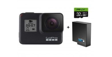 An in-depth review of the GoPro Hero 7.