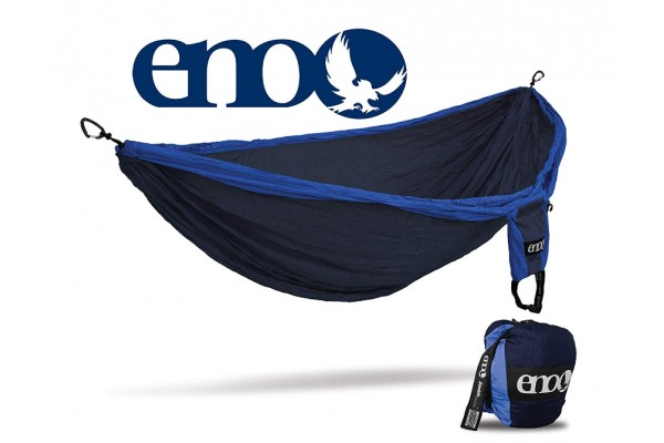 An in-depth review of the Eno Doublenest Hammock.