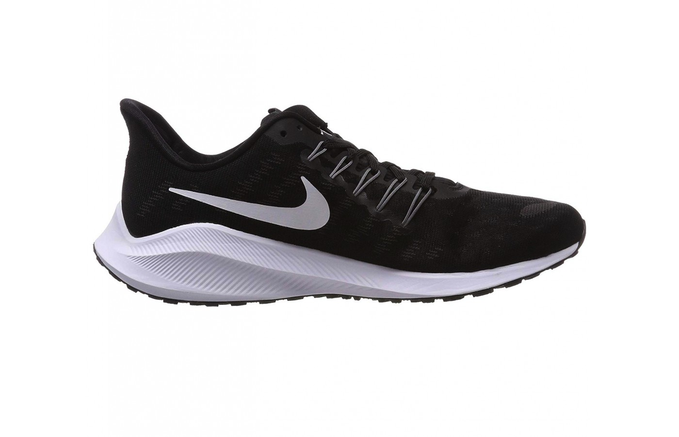 The Nike Zoom Vomero 14 offers Air technology for better comfort and impact reduction.