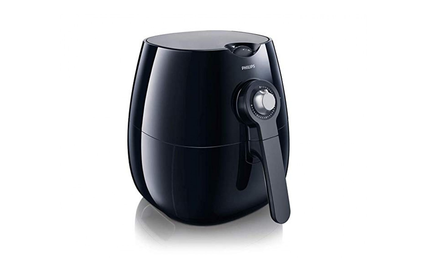 This little fryer will look good in any kitchen.