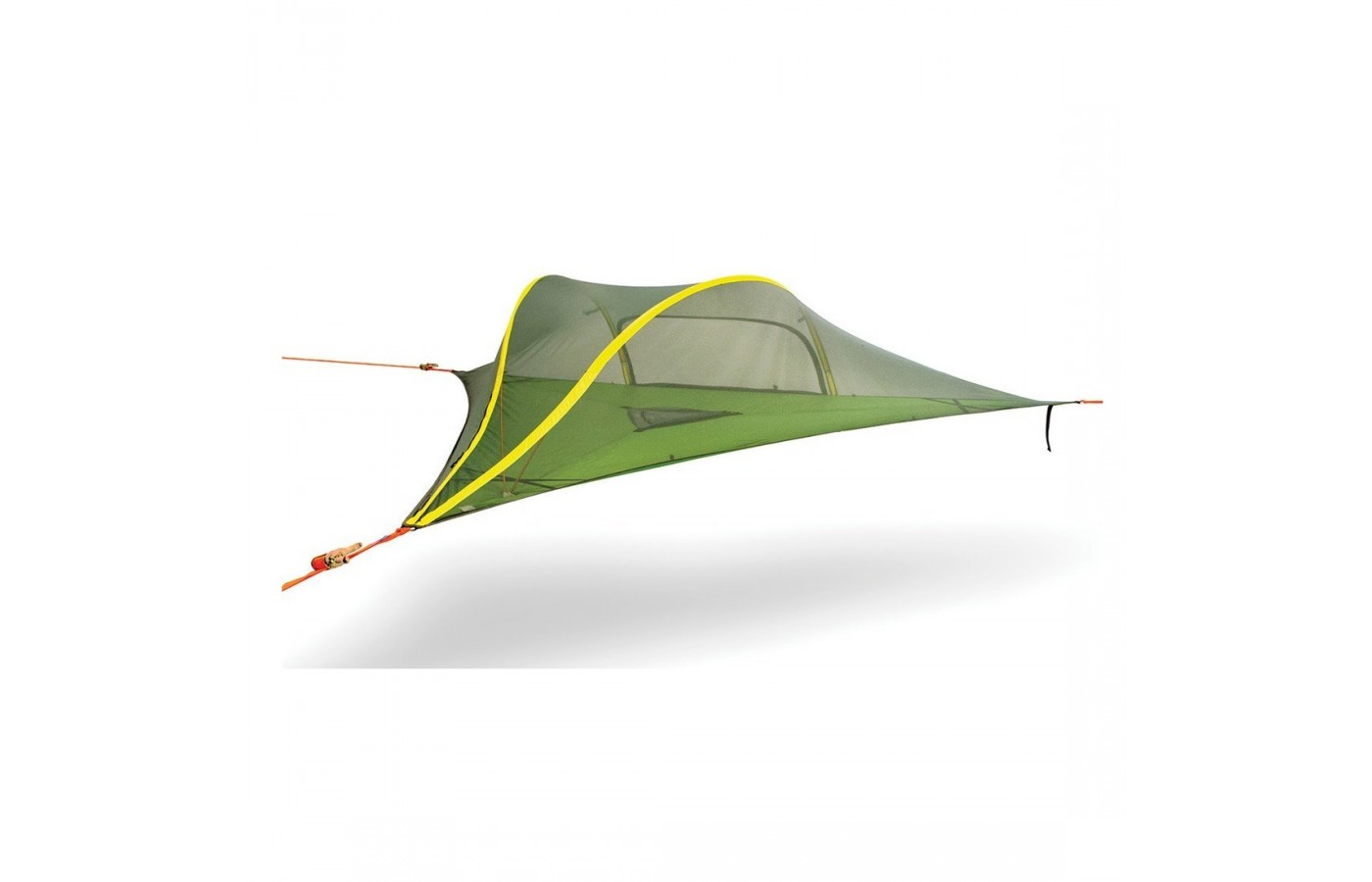 The Tentsile Stingray can be used on any terrain for easier camping abilities.