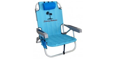 An in-depth review of the Tommy Bahama Backpack Beach Chair.