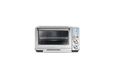 An in-depth review of the Breville Smart Oven Air.