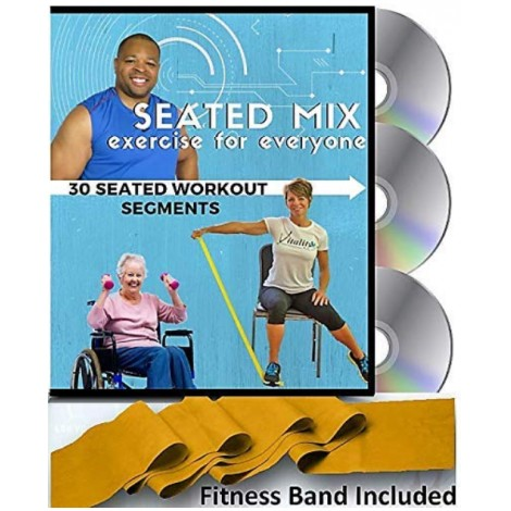 Seated Mixed Chair Exercise