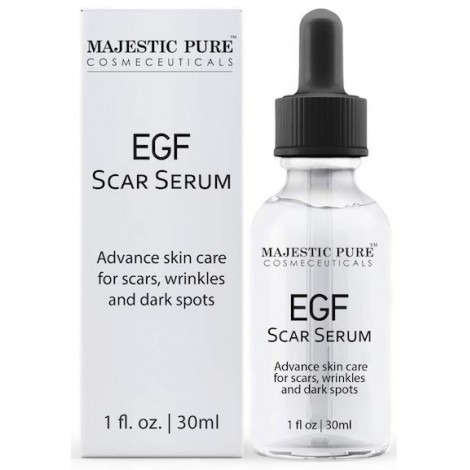 MAJESTIC PURE EGF Scar Serum for Face