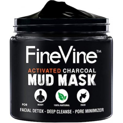 Activated Charcoal Mud Mask