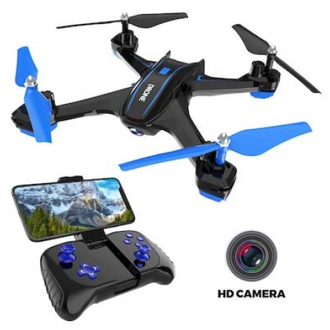 REMOKING RC Drone with 720P FPV Wi-Fi HD Camera