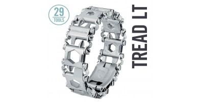 An in-depth review of the Leatherman Tread.