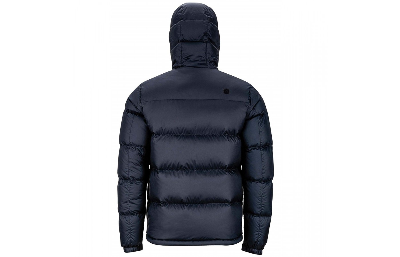 The Marmot Guides Down Hoody offers a down-filled hood and body for maximum warmth.