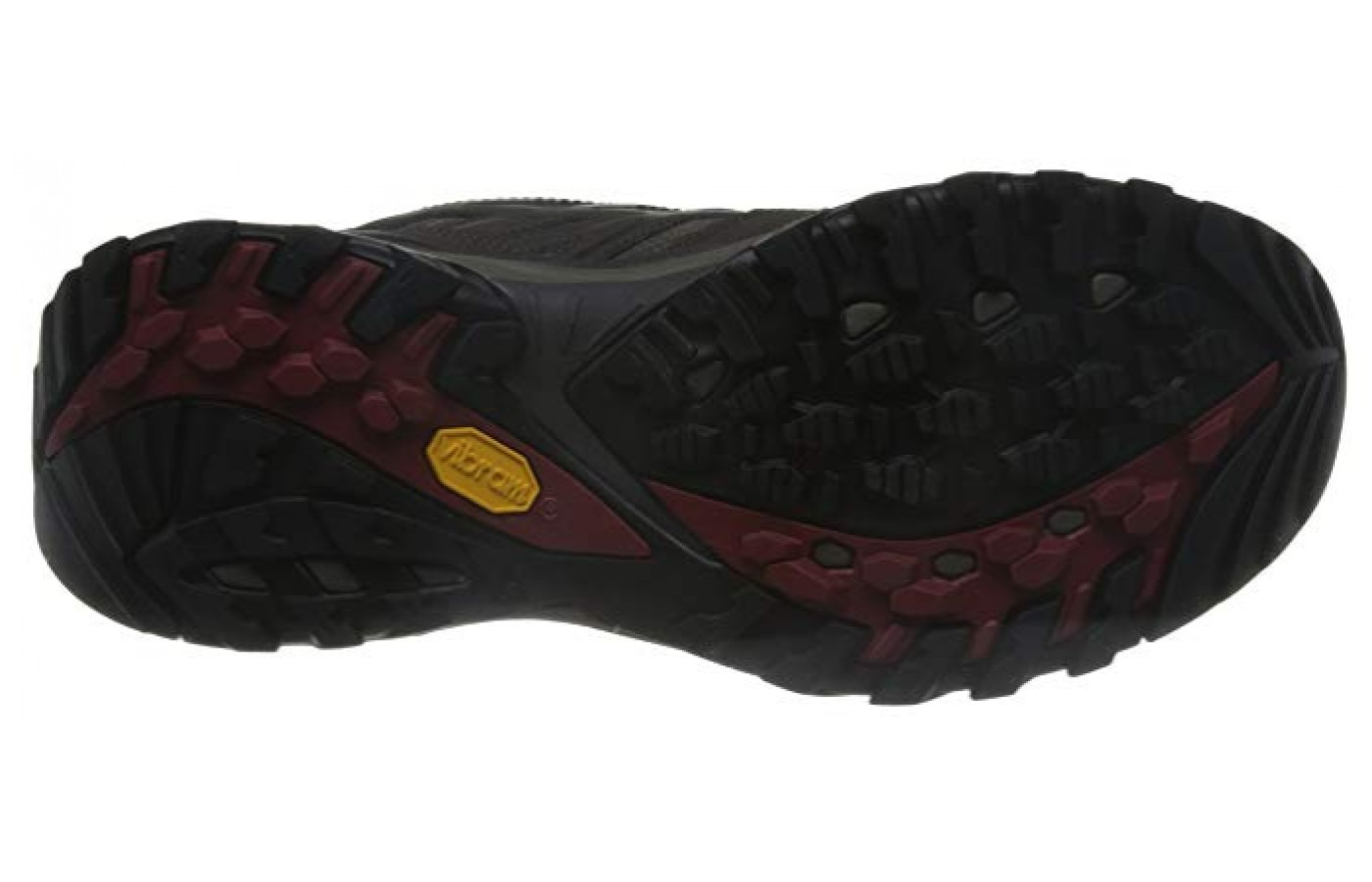 The tread allows for both water and mud to move around as needed under your foot without you losing traction.
